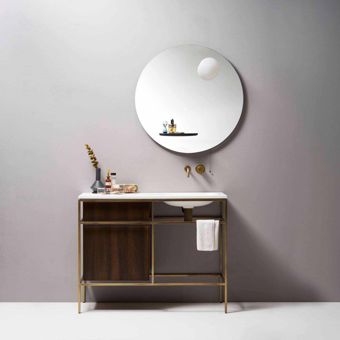 Pittura per bagno senza piastrelle cool tropicale stanza da bagno by hansgrohe france with - Pittura per bagno senza piastrelle ...
