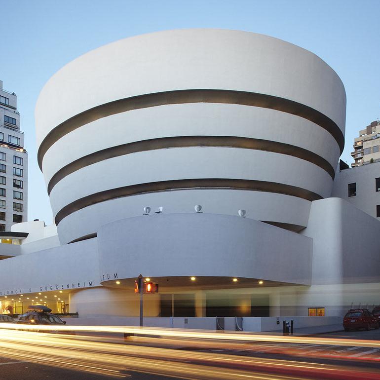 il guggenheim di new york una spirale di arte moderna