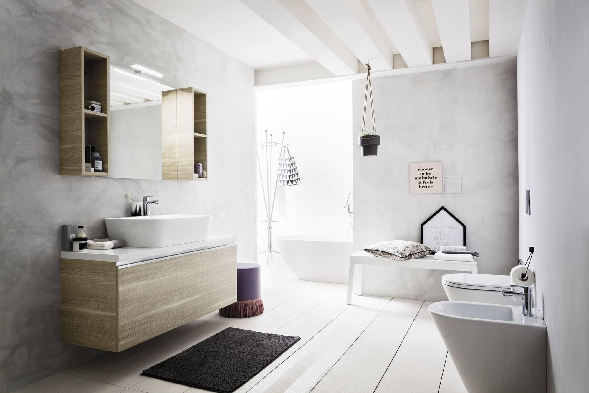 Pittura per bagno senza piastrelle elegant sanitari neri arredo bagno with pittura per bagno - Pittura per piastrelle bagno ...