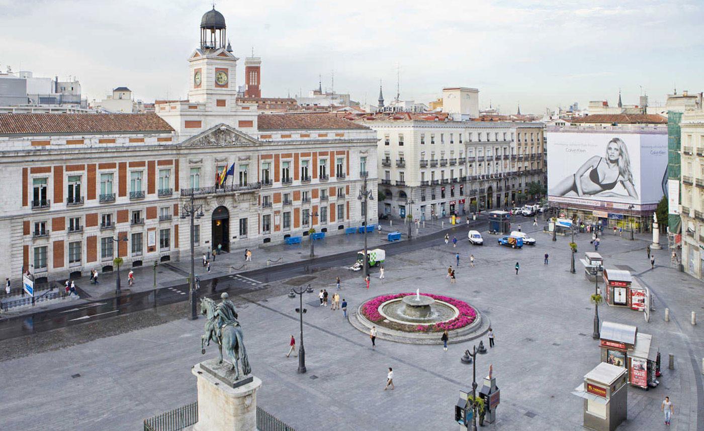 Madrid Tra Tapas E Storia