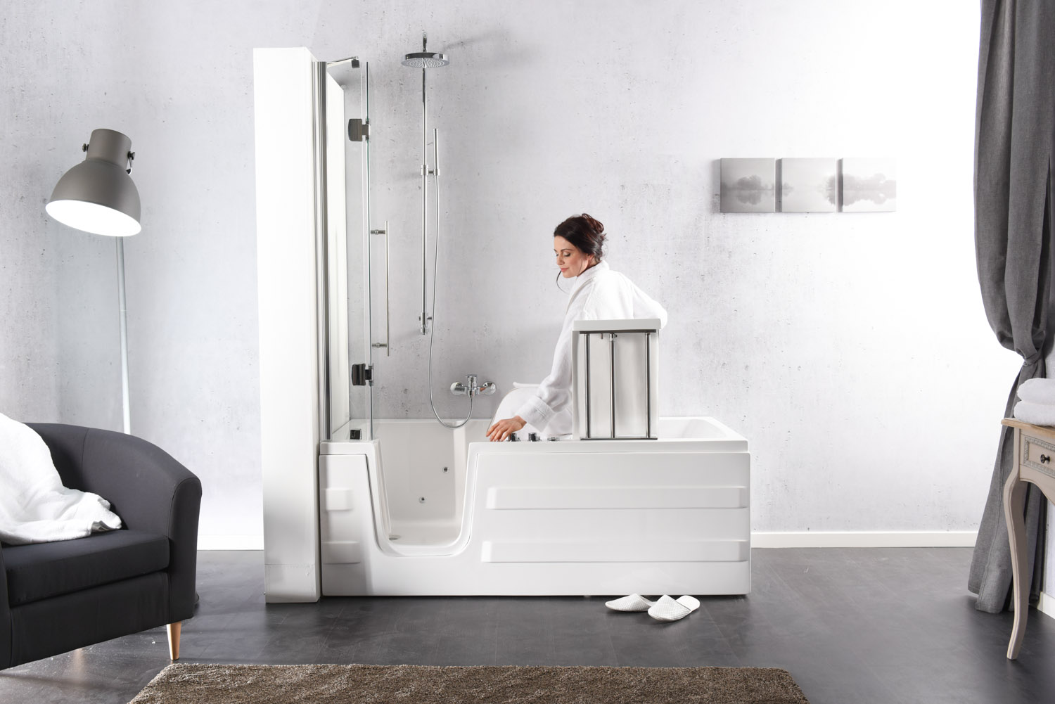 Design for all il bagno - Bagno portatori handicap ...